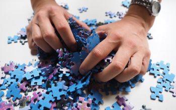 Puzzle to świetna zabawa