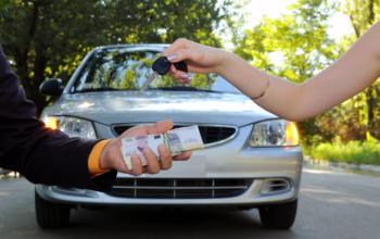 Sprzedaż używanego auta do skupu